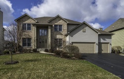 Photo of 2452 Wyeth Drive, WEST CHICAGO, IL 60185 (MLS # 09906172)