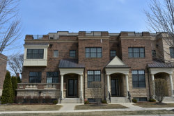 Photo of 183 N Hickory Avenue, Unit Number 8, ARLINGTON HEIGHTS, IL 60004 (MLS # 09918029)