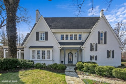 Photo of 810 Taft Road, HINSDALE, IL 60521 (MLS # 09921263)