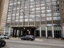 Photo of 655 W Irving Park Road, Unit Number 805, CHICAGO, IL 60613 (MLS # 09922598)