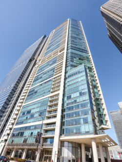 Photo of 340 E Randolph Street, Unit Number 2601, CHICAGO, IL 60601 (MLS # 09923809)