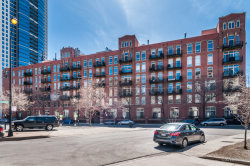 Photo of 550 N Kingsbury Street, Unit Number 408, CHICAGO, IL 60654 (MLS # 09924400)