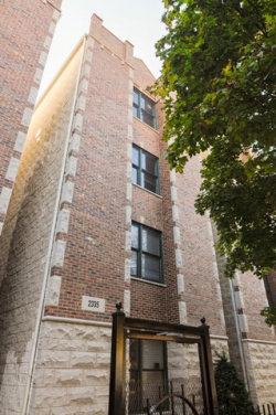Photo of 2335 W Harrison Street, Unit Number 4, CHICAGO, IL 60612 (MLS # 09925249)