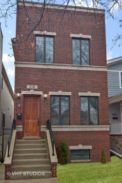Photo of 3741 N Ridgeway Avenue, CHICAGO, IL 60618 (MLS # 09926327)
