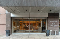 Photo of 165 N Canal Street, Unit Number 1313, CHICAGO, IL 60606 (MLS # 09926419)