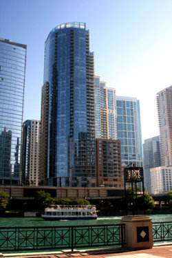 Photo of 420 E Waterside Drive, Unit Number 2304, CHICAGO, IL 60601 (MLS # 09930157)