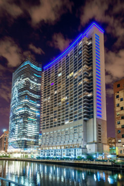 Photo of 333 N Canal Street, Unit Number 3604, CHICAGO, IL 60606 (MLS # 09936030)