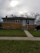 Photo of 1634 Division Street, CHICAGO HEIGHTS, IL 60411 (MLS # 09938410)