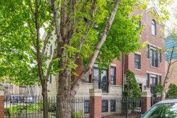 Photo of 1219 N Noble Street, Unit Number 1S, CHICAGO, IL 60642 (MLS # 09942327)