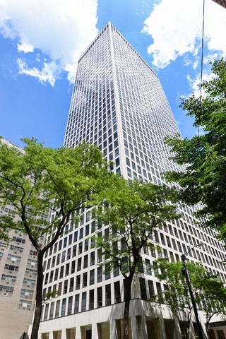Photo for 260 E Chestnut Street, Unit Number 1506, CHICAGO, IL 60611 (MLS # 09949922)