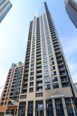 Photo of 420 E Waterside Drive, Unit Number 1210, CHICAGO, IL 60601 (MLS # 09959578)