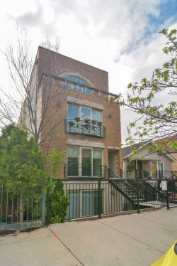 Photo of 1412 N Greenview Avenue, Unit Number 2, CHICAGO, IL 60642 (MLS # 09960516)