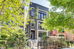 Photo of 859 N Paulina Street, Unit Number 2, CHICAGO, IL 60622 (MLS # 09963348)