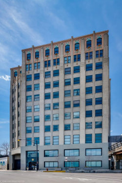 Photo of 1550 S Blue Island Avenue, Unit Number 802, CHICAGO, IL 60608 (MLS # 09992492)