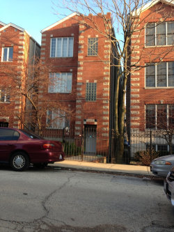 Photo of 1445 W Walton Street, Unit Number G, CHICAGO, IL 60642 (MLS # 09995471)