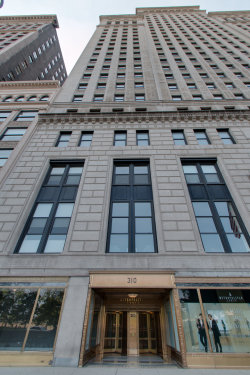 Photo of 310 S Michigan Avenue, Unit Number 1711, CHICAGO, IL 60604 (MLS # 10003183)
