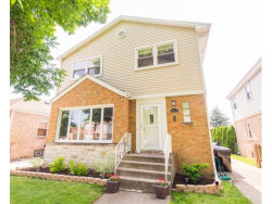 Photo of 5040 N Mont Clare Avenue, CHICAGO, IL 60656 (MLS # 10012624)