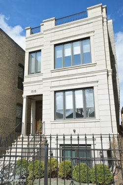 Photo of 1516 W Erie Street, CHICAGO, IL 60642 (MLS # 10013711)