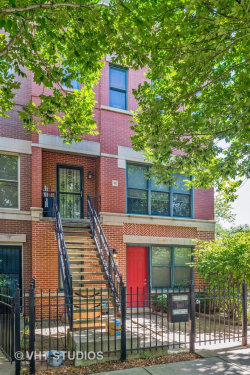 Photo of 1443 W Fillmore Street, Unit Number A, CHICAGO, IL 60607 (MLS # 10013843)