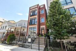Photo of 1517 W Fry Street, Unit Number 2, CHICAGO, IL 60642 (MLS # 10014635)