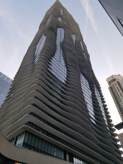 Photo of 225 N Columbus Drive, Unit Number 6604, CHICAGO, IL 60601 (MLS # 10015355)