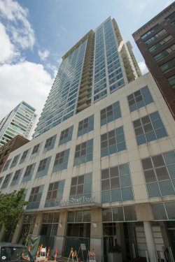 Photo of 701 S Wells Street, Unit Number 1408, CHICAGO, IL 60607 (MLS # 10016013)