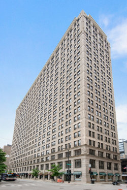 Photo of 600 S Dearborn Street, Unit Number 1101, CHICAGO, IL 60605 (MLS # 10016688)