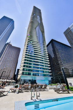 Photo of 225 N Columbus Drive, Unit Number 7606, CHICAGO, IL 60601 (MLS # 10018178)
