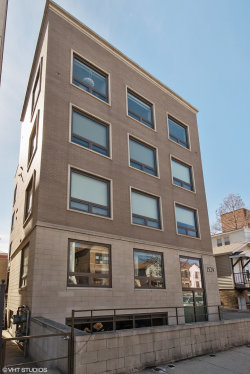 Photo of 1529 W Chestnut Street, Unit Number 101, CHICAGO, IL 60642 (MLS # 10018691)