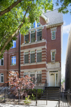 Photo of 859 W Wrightwood Avenue, Unit Number 3, CHICAGO, IL 60614 (MLS # 10019429)