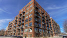 Photo of 1500 W Monroe Street, Unit Number 725, CHICAGO, IL 60607 (MLS # 10022726)