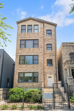 Photo of 1421 N California Avenue, Unit Number 2, CHICAGO, IL 60622 (MLS # 10023330)