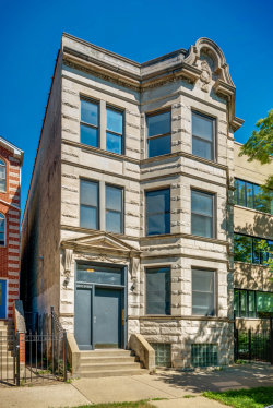 Photo of 1427 N Leavitt Street, Unit Number 2, CHICAGO, IL 60622 (MLS # 10024373)