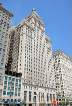 Photo of 310 S Michigan Avenue, Unit Number 1009, CHICAGO, IL 60604 (MLS # 10037467)