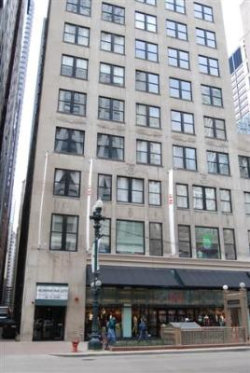Photo of 20 N State Street, Unit Number 910, CHICAGO, IL 60602 (MLS # 10051001)