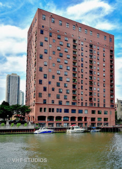 Photo of 345 N Canal Street, Unit Number 1008, CHICAGO, IL 60606 (MLS # 10072709)