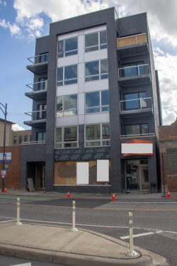Photo of 880 N Milwaukee Avenue, Unit Number 3N, CHICAGO, IL 60642 (MLS # 10074745)