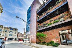 Photo of 808 N Greenview Avenue, Unit Number 2F, CHICAGO, IL 60642 (MLS # 10077566)