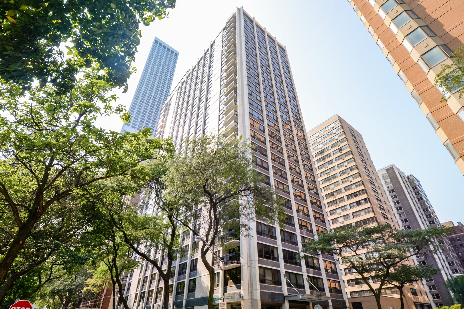 Photo for 222 E Pearson Street, Unit Number 1806, CHICAGO, IL 60611 (MLS # 10080896)
