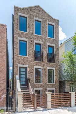 Photo of 1243 N Cleaver Street, Unit Number 2, CHICAGO, IL 60642 (MLS # 10085198)