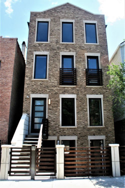 Photo of 1243 N Cleaver Street, Unit Number 1, CHICAGO, IL 60642 (MLS # 10085206)
