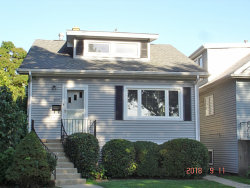 Photo of 4951 N Melvina Avenue, CHICAGO, IL 60630 (MLS # 10085264)