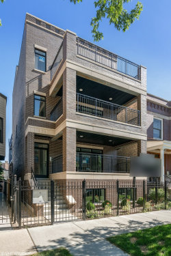 Photo of 1242 W Grace Street, Unit Number 2, CHICAGO, IL 60613 (MLS # 10085341)