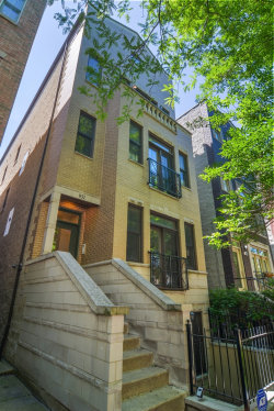 Photo of 932 N Wood Street, Unit Number 3, CHICAGO, IL 60622 (MLS # 10088306)