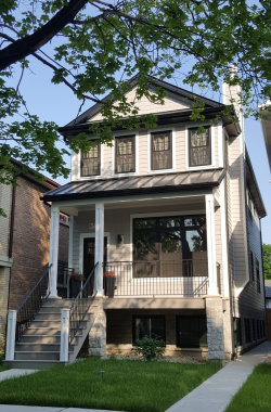 Photo of 6739 N Oxford Avenue, CHICAGO, IL 60631 (MLS # 10088371)