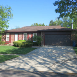 Photo of 215 Mulford Lane, ROSELLE, IL 60172 (MLS # 10088425)