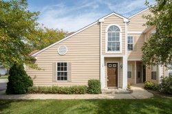 Photo of 15 Taylor Court, Unit Number B, STREAMWOOD, IL 60107 (MLS # 10088694)