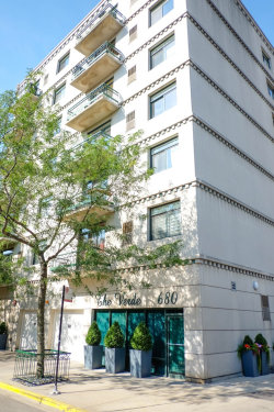 Photo of 680 N Green Street, Unit Number 205, CHICAGO, IL 60642 (MLS # 10088746)
