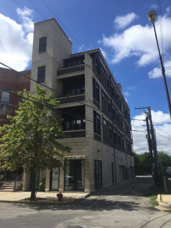 Photo of 744 N May Street, Unit Number 3P, CHICAGO, IL 60642 (MLS # 10089853)