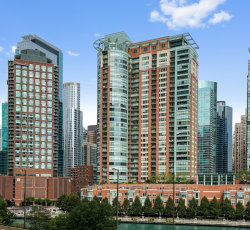 Photo of 415 E North Water Street, Unit Number 1206, CHICAGO, IL 60611 (MLS # 10091836)